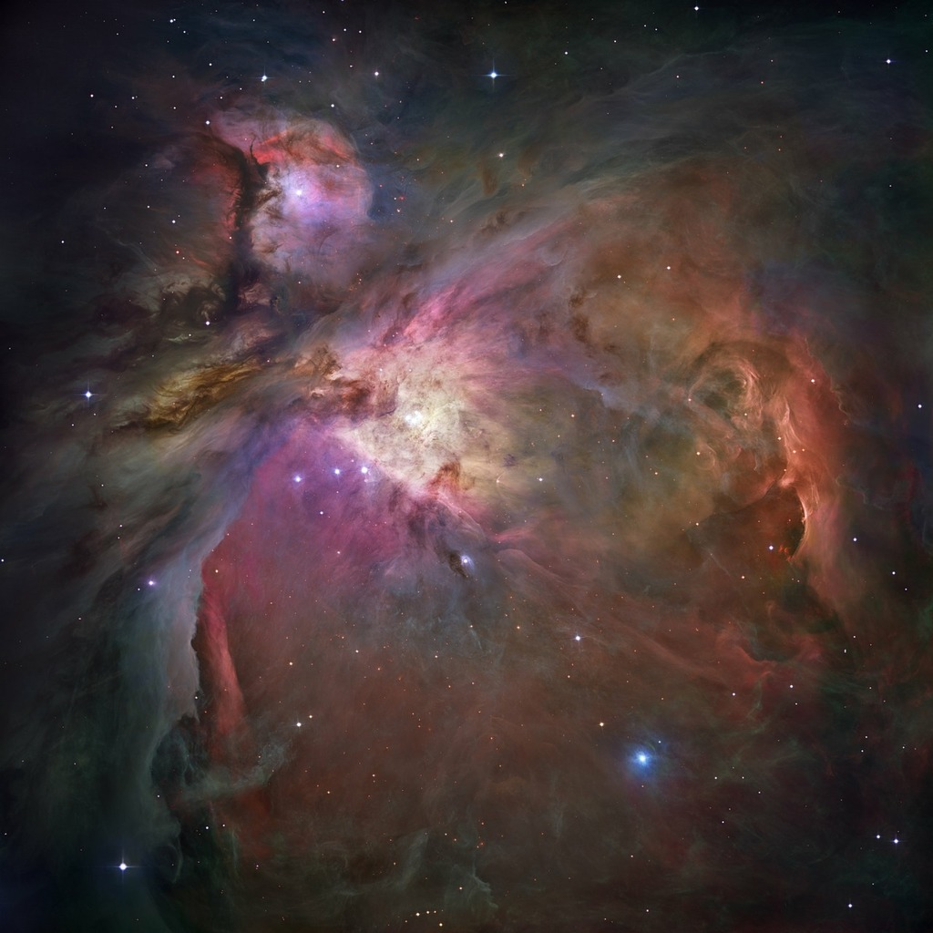 In 2012 an international team of astrophysicists announced something surprising - that there may be a huge black hole at the center of the Orion Nebula.