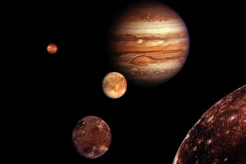 The Galilean Moons The Four Moons of Jupiter